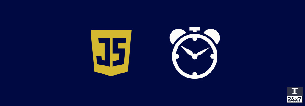 Working With Timers In JavaScript